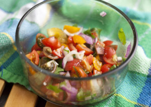 Country Magic Fresh Tomato Salsa by The Kilted Chef