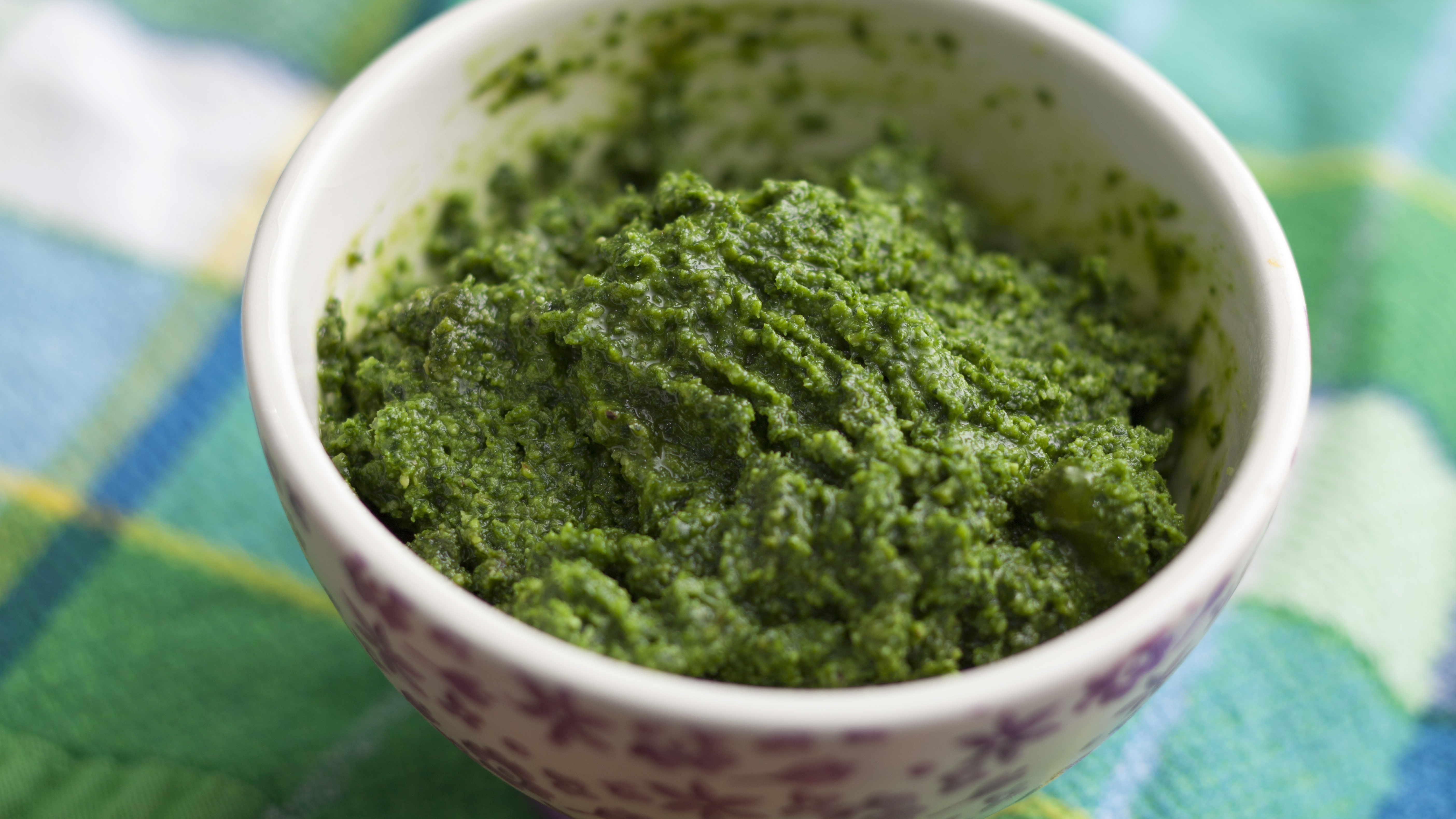 Country Magic Kale Pesto by The Kilted Chef