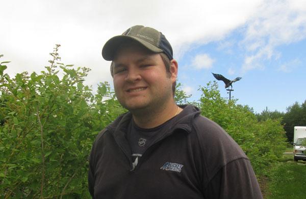 Sean Edwards, production team