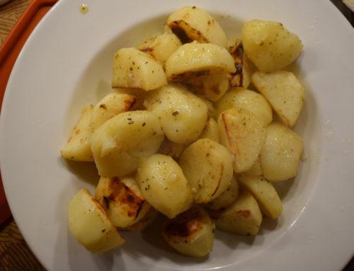 Country Magic Greek Style Lemon Potatoes