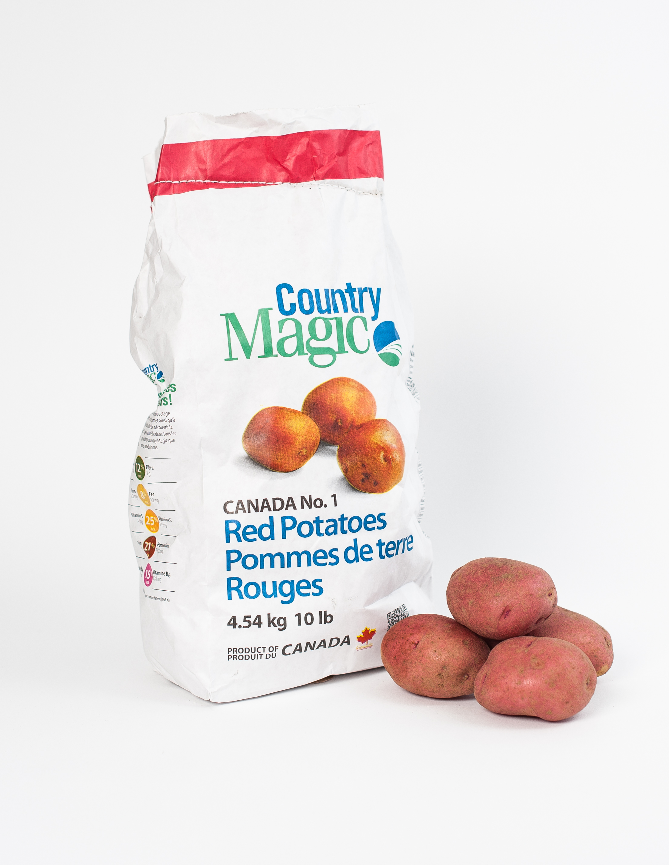 Country Magic Red Potatoes