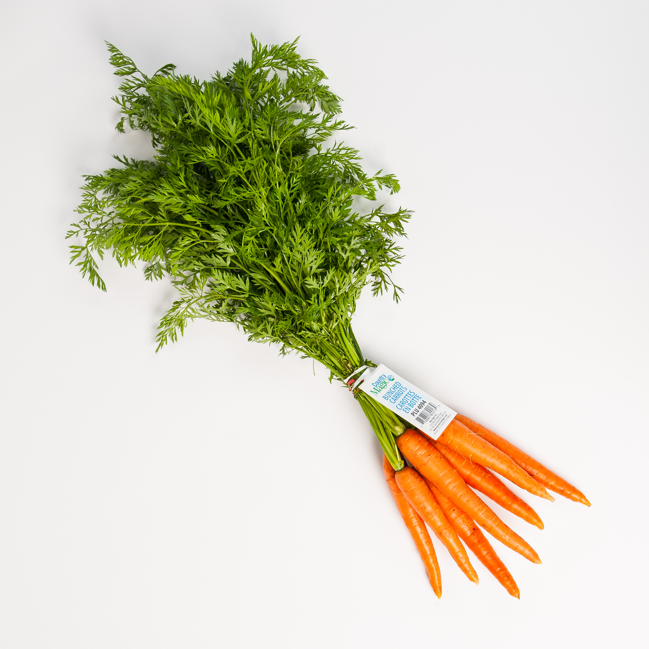 Country Magic Bunched carrots